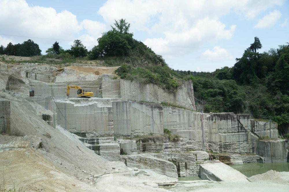 場 カネホン 採石